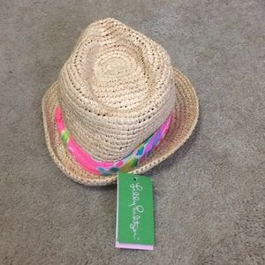 Lilly Pulitzer poolside hat NWT